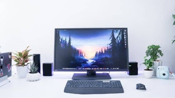 Best monitor under 10000 rupees in India